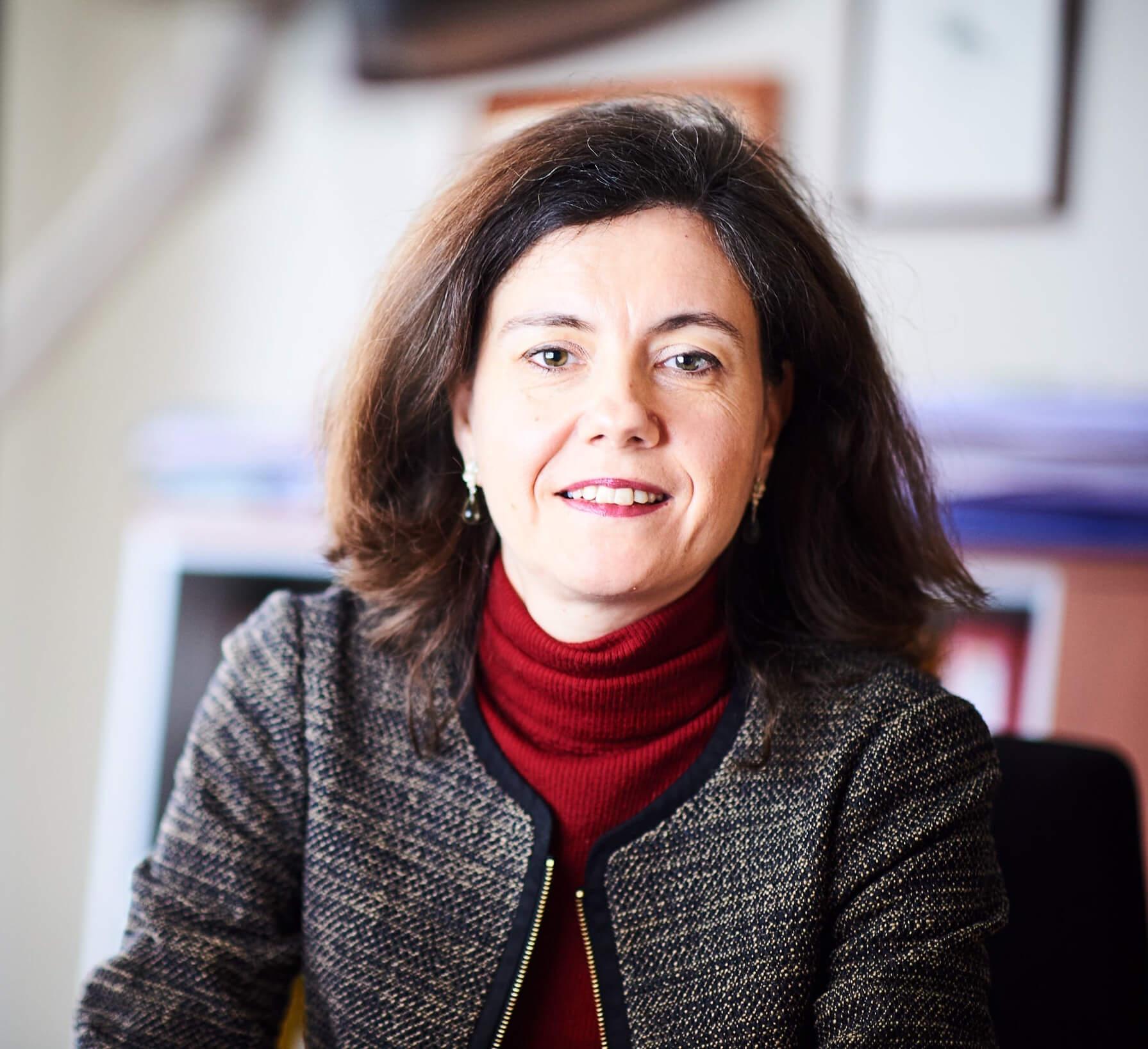 Catherine Van Reeth